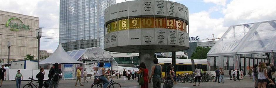Taxi Berlin Alexanderplatz
